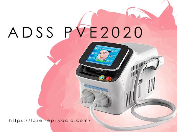 Аппарат для лазерной эпиляции ADSS PVE2020 | фото