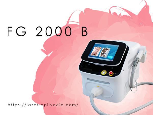 Рейтинг эпиляторов   FG-2000-B   фото