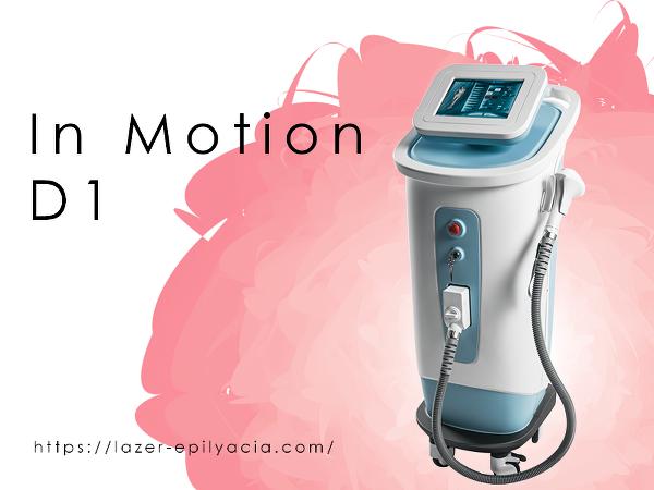 Лазерный эпилятор In Motion D1 | фото