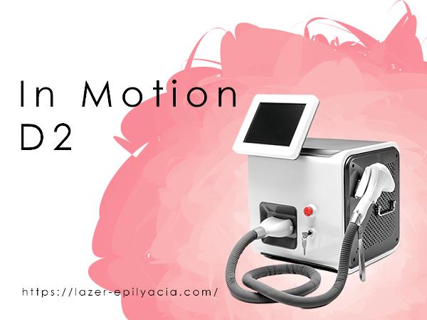 Диодный лазер для эпиляции In Motion D2   фото