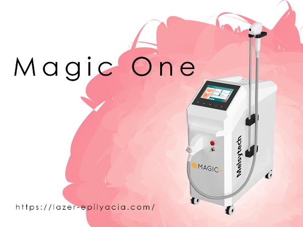 Лазерный аппарат для эпиляции   Magic One   фото