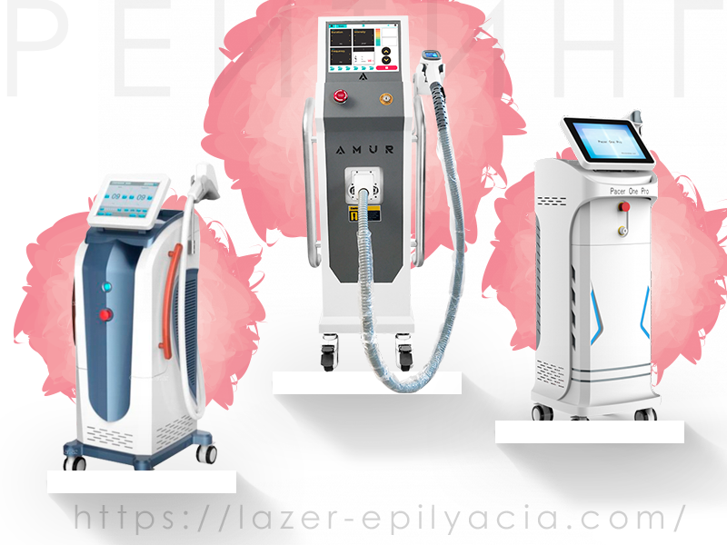 Аппараты лазерной эпиляции - рейтинг